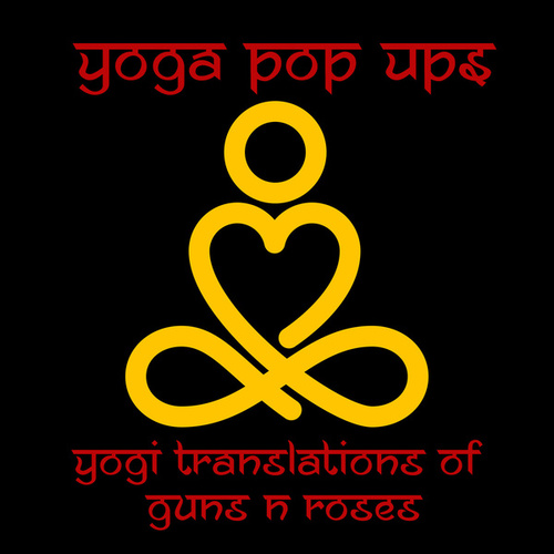 Yogi Translations of Guns N' Roses de Yoga Pop Ups