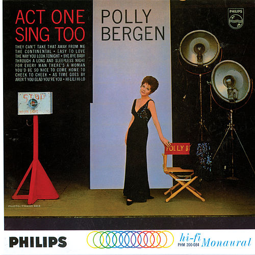 Act One Sing Too by Polly Bergen