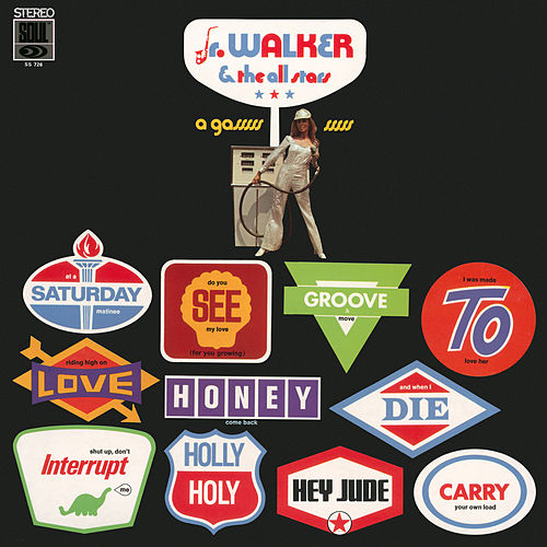 A Gasssss by Junior Walker
