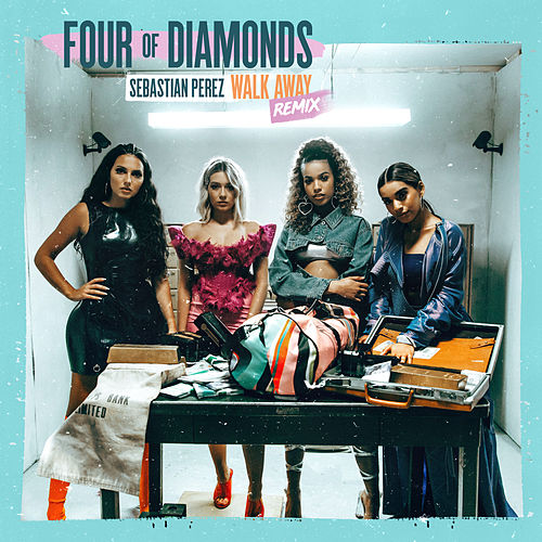 Walk Away (Sebastian Perez Remix) de Four Of Diamonds