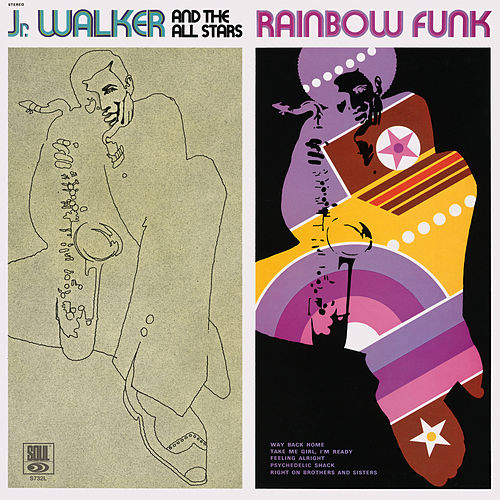 Rainbow Funk de Junior Walker