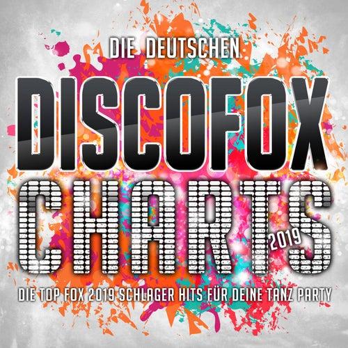 Die deutschen Discofox Charts - Die Top Fox 2019 Schlager Hits für deine Tanz Party de Various Artists