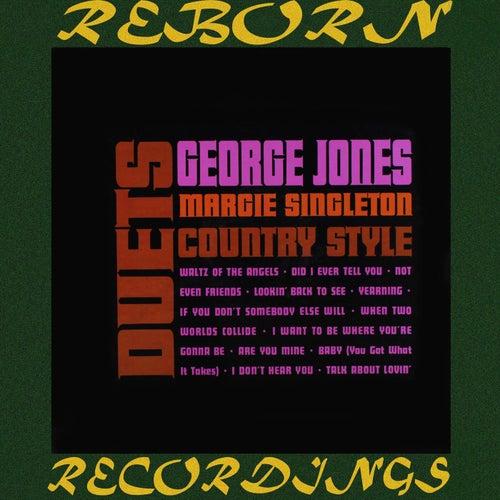 Duets Country Style (HD Remastered) von George Jones