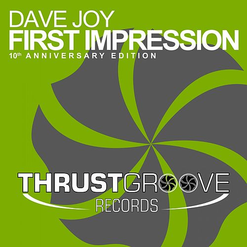First Impression (10th Anniversary Edition) by Dave Joy