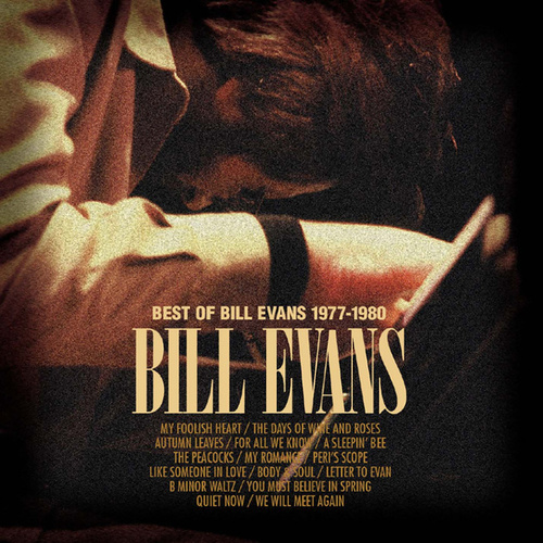 Best Of Bill Evans 1977-1980 de Bill Evans