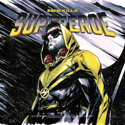 Supereroe Bat Edition by Emis Killa