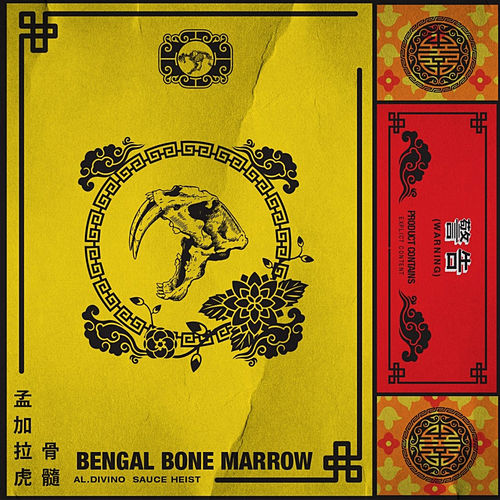 Bengal Bone Marrow de Sauce Heist