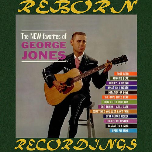 The New Favorites of George Jones (HD Remastered) by George Jones