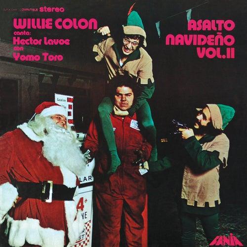 Asalto Navideño, Vol. II de Hector Lavoe