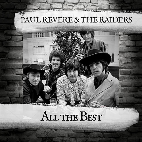All the Best von Paul Revere & the Raiders
