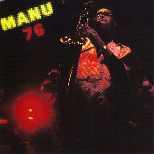 Manu 76 de Manu Dibango