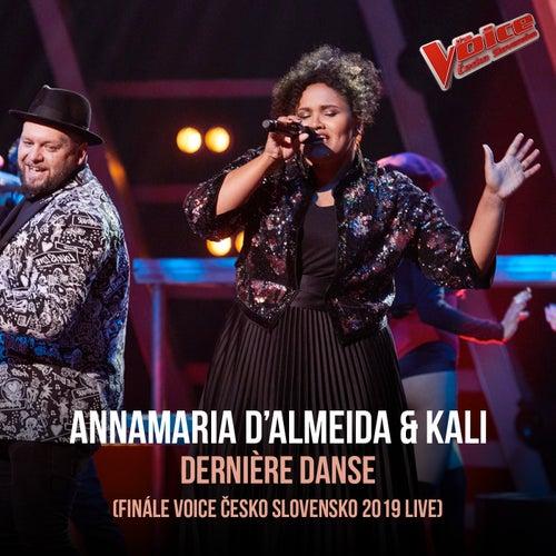 Dernière Danse (finále Voice Česko Slovensko 2019) von Annamaria d'Almeida