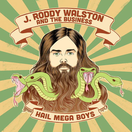 Hail Mega Boys by J Roddy Walston
