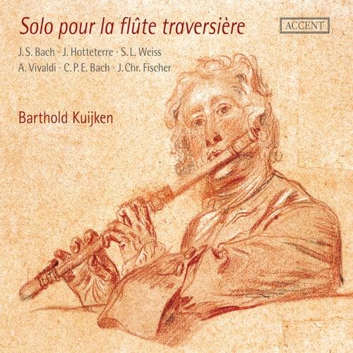 Solo pour la flûte traversière by Barthold Kuijken