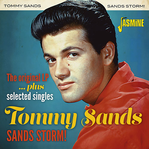 Sands Storm! (The Original LP Plus Selected Singles) de Tommy Sands