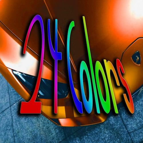 24 Colors von A2DaK