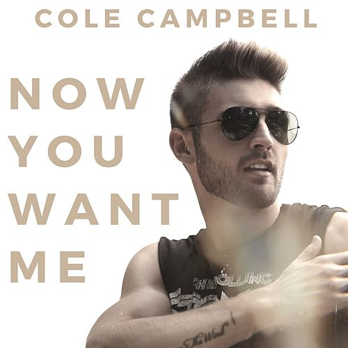 Now You Want Me by Cole Campbell