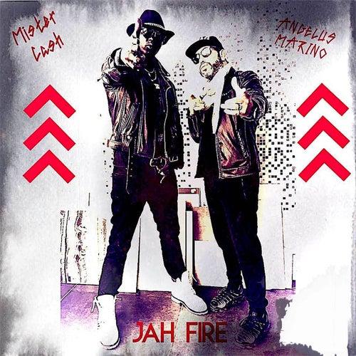 Jah Fire by Angelus Marino