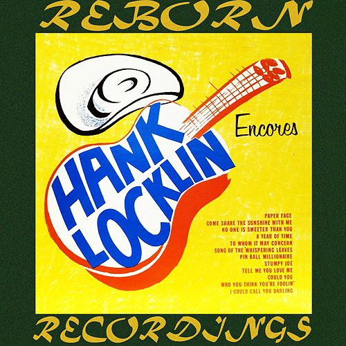 Encores (HD Remastered) de Hank Locklin