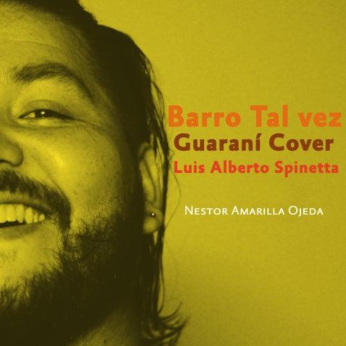 Barro tal vez - Guaraní cover de Nestor Amarilla Ojeda
