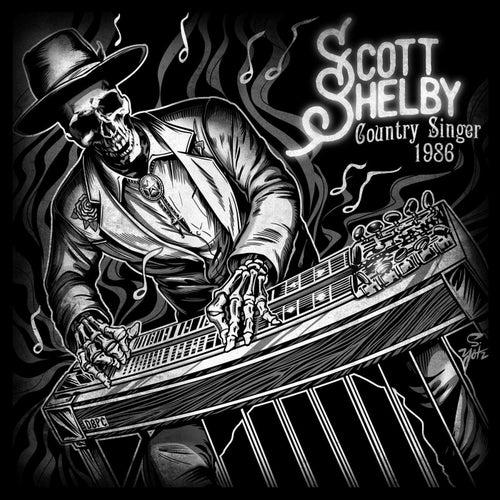 Country Singer 1986 de Scott Shelby