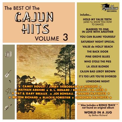The Best of the Cajun Hits, Vol. 3 de Various Artists