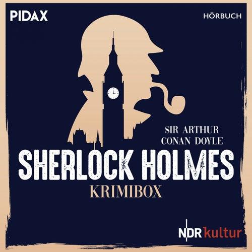 Sherlock Holmes - Krimibox von Sir Arthur Conan Doyle