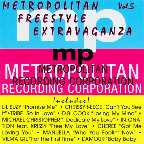 Metropolitan Presents Freestyle Extravaganza, Vol. 5 de Various Artists