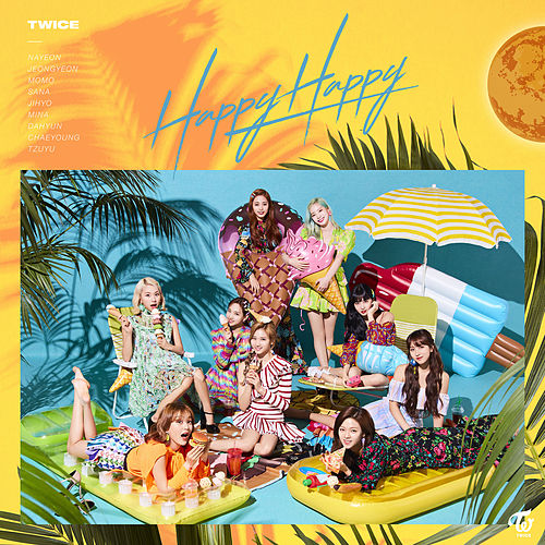Happy Happy de Twice