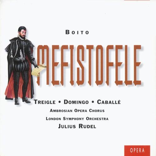 Boito: Mefistofele by Placido Domingo