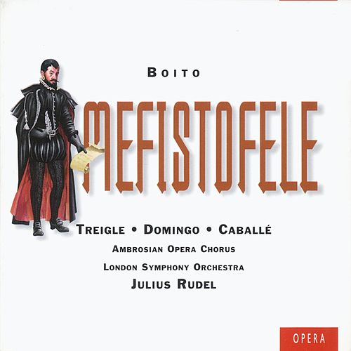 Boito: Mefistofele de Placido Domingo