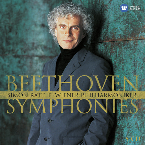 Beethoven : Symphonies 1-9 von Sir Simon Rattle