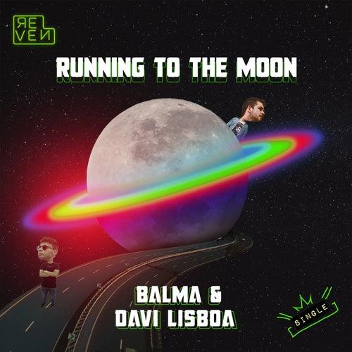 Running to the Moon de Davi Lisboa
