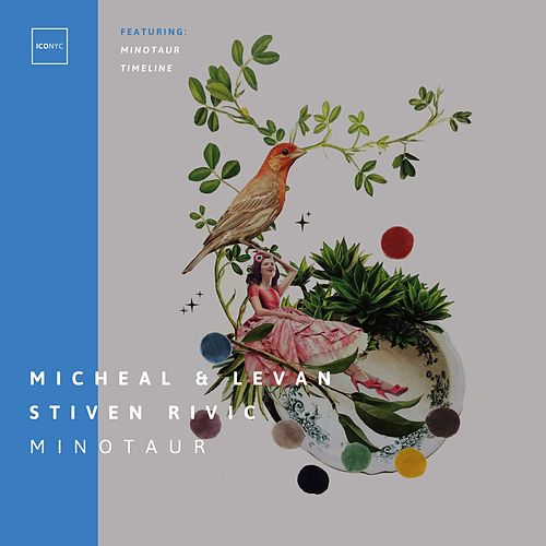 Minotaur by Michael & Levan