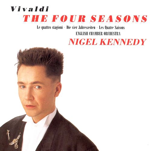 Vivaldi: The Four Seasons de Nigel Kennedy