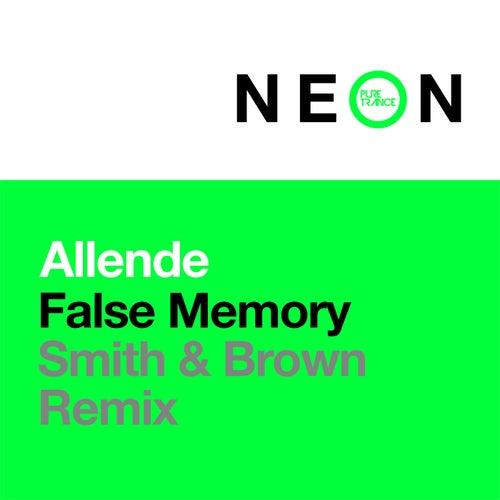 False Memory (Smith & Brown Remix) von Allende