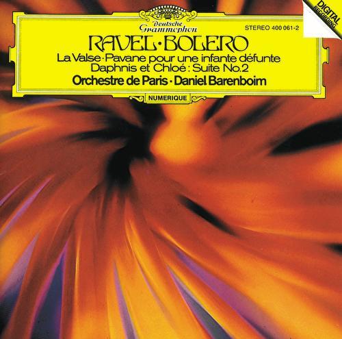 Ravel: Boléro; Pavane pour une infante défunte; Daphnis et Chloë (2e Suite) von Orchestre de Paris