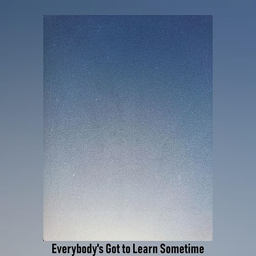 Everybody's Got to Learn Sometime de Sebastian Ordoñez