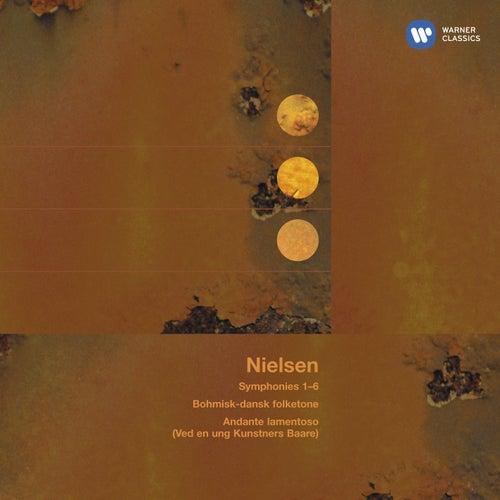 Nielsen: Symphonies de Herbert Blomstedt