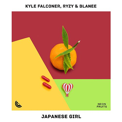 Japanese Girl de Kyle Falconer