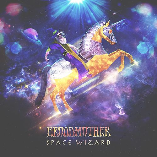 Space Wizard by Broodmother