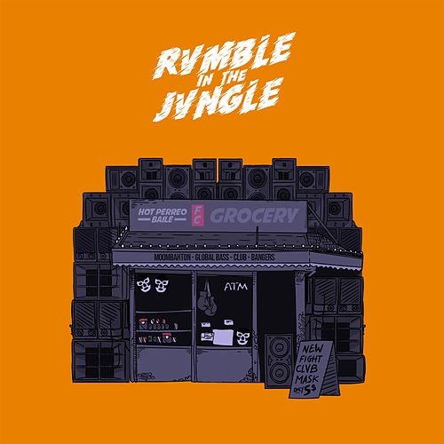 RVMBLE in the JVNGLE by FIGHT CLVB