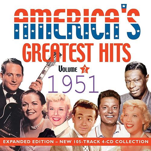America's Greatest Hits 1951 (Expanded Edition) de Various Artists