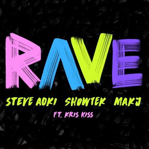 Rave von Steve Aoki