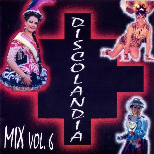 Discolandia Mix Vol. 6 de Various Artists