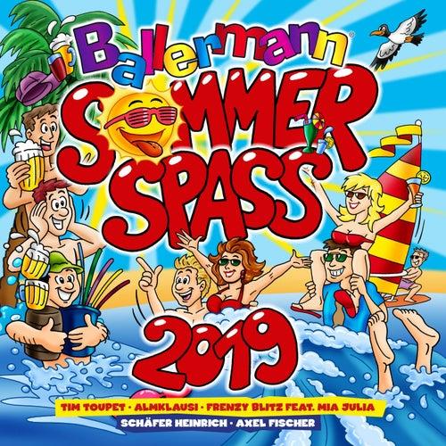Ballermann Sommerspass 2019 von Various Artists