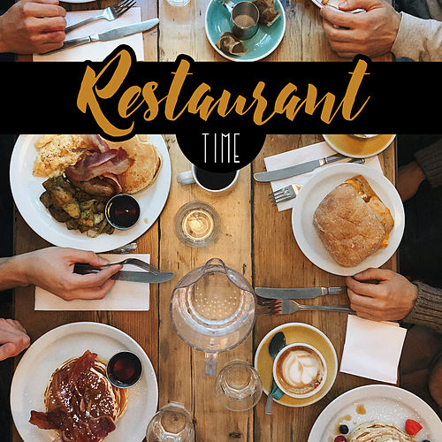 Restaurant Time: Dinner Songs for Relaxation, Classic Instrumental Jazz, Ambient Jazz for Coffee, Rest & Relax, 15 Jazz Coffee Lounge von Peaceful Piano