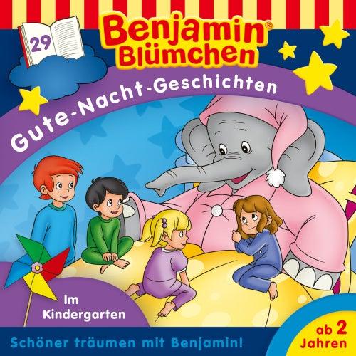 Gute-Nacht-Geschichten - Folge 29: Im Kindergarten von Benjamin Blümchen