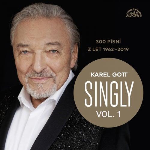 Singly / 300 Písní Z Let 1962-2019, Vol. 1 de Karel Gott