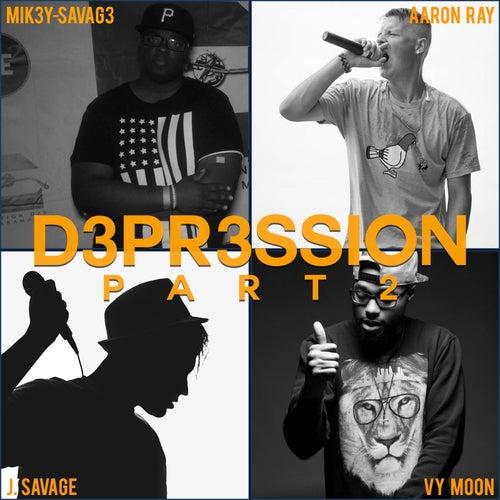 D3pr3ssion, Part 2 by Mik3y-Savag3